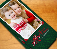 4x8 Slimline Holiday Cards